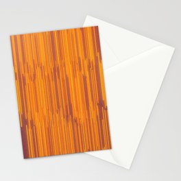 Glowing Embers Stationery Cards