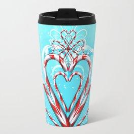 Candycane Wonderland Travel Mug