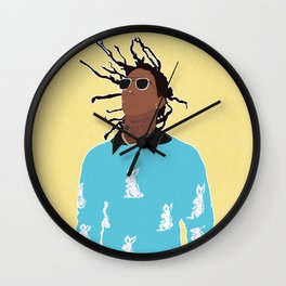 YOUNG THUG Wall Clock
