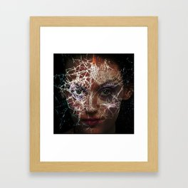 CraSmash Framed Art Print