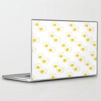 breakfast Laptop & iPad Skins featuring Breakfast by Alisa Joy