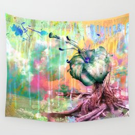 Garden of a War  Wall Tapestry