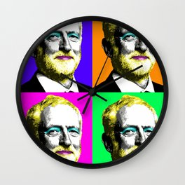 Marilyn Corbyn x 4 Wall Clock