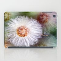 dandelion iPad Cases featuring Dandelion by Laake-Photos