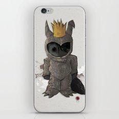 Wild one iPhone & iPod Skin