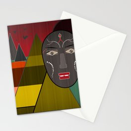 Africa . Stationery Cards