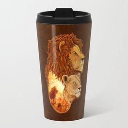 Lion Pride Travel Mug