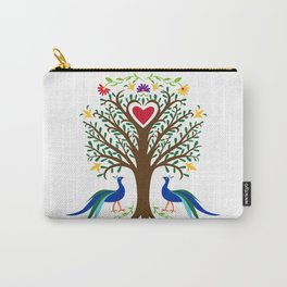 Love Grows Here Carry-All Pouch
