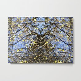 Nature Series: Spring II Metal Print