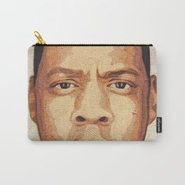 The Face Of Ambition Carry-All Pouch