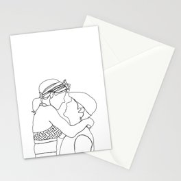 Notebook Doodle Stationery Cards