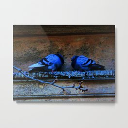 Romeo and Juliette Metal Print