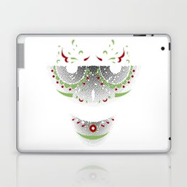 Mr. Sugar Skull Laptop & iPad Skin