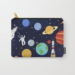 In space Carry-All Pouch