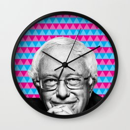 Bernie is Bae Wall Clock