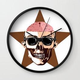 Mr. K - Pre-Transform Wall Clock