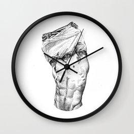 Nick Spooky NOODDOOD Wall Clock