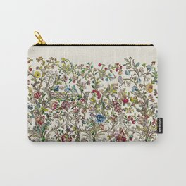 Rococo Court Mantua Carry-All Pouch