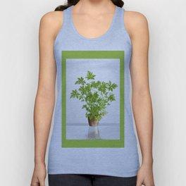 Pelargonium citrosum plant Unisex Tank Top
