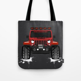 the_blessed_hellride Tote Bag