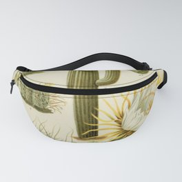 Naturalist Cacti Fanny Pack