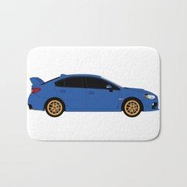 Subaru STi Bath Mat