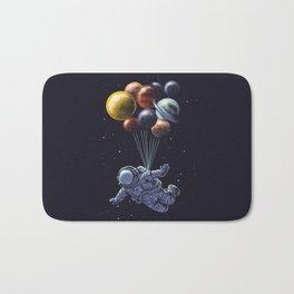 Space travel Bath Mat