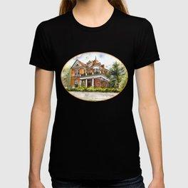 Stately Manor House T-shirt