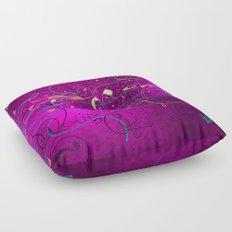 Doodling Floor Pillow