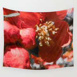 Quince Wall Tapestry