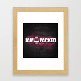 JamPacked Framed Art Print