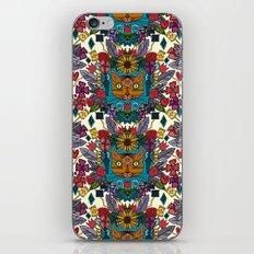 kitten garden iPhone & iPod Skin