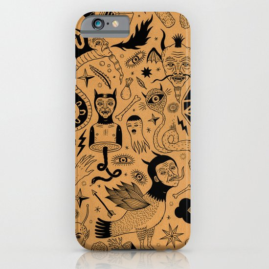 Curious Collection No. 1 iPhone & iPod Case