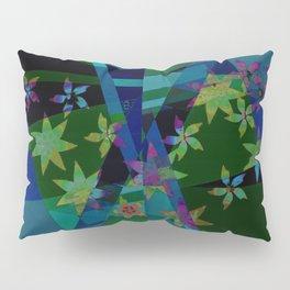 Floral patchwork Pillow Sham