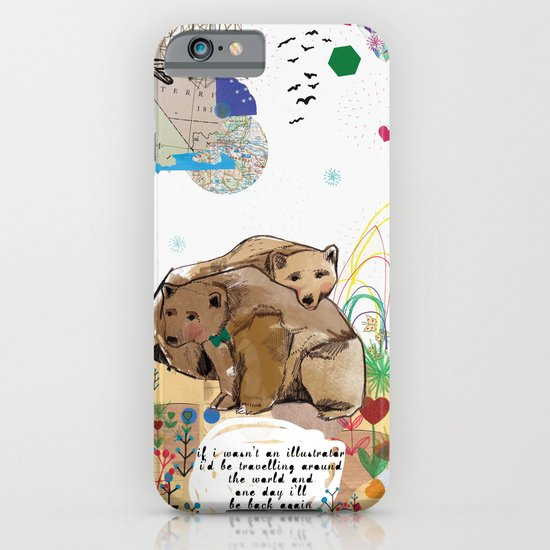 I Would Be iPhone & iPod Case