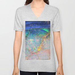 Ocean Opal Unisex V-Neck