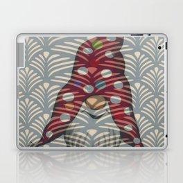 Kriss Kringle Laptop & iPad Skin