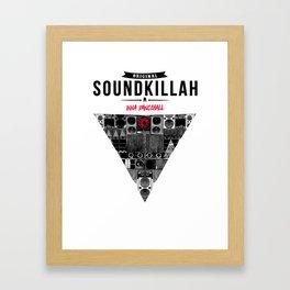 Original SoundKillah inna Dancehall Framed Art Print