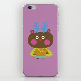 """Super Ciervo"" iPhone Skin"