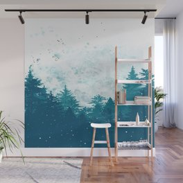 Forest of Imagination Wall Mural