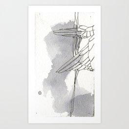 No. 40 Art Print