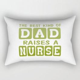 Dad's Nurse Rectangular Pillow