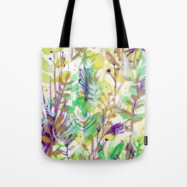 Leaves texture 02 Tote Bag