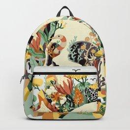 Skull & Fynbos Backpack