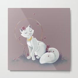 Sweet Duchess Metal Print