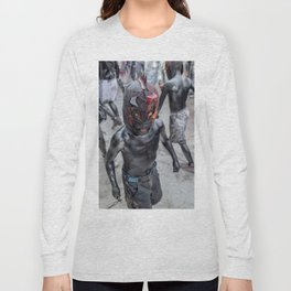 Luchadorcito Long Sleeve T-shirt