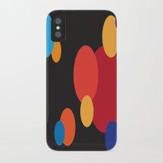 Blowing Bubbles iPhone X Slim Case