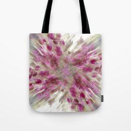 Space Cherry Experiment Tote Bag