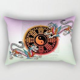byakko Rectangular Pillow