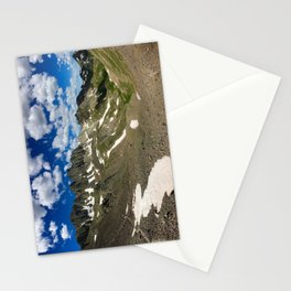 View from Handies Peak Stationery Cards